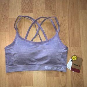 Reebok seamless sports bra